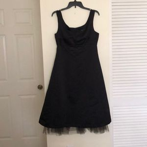 BCBGMAXAZRIA Black Dress Size 10